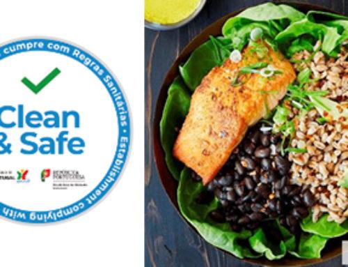 """Obtenção do selo """"Clean & Safe"""" e EMENTA FAMILIAR férias 2020"""