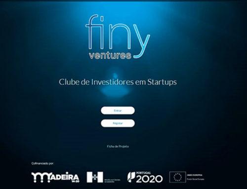 FINY VENTURES apresenta plataforma FINY CLUB